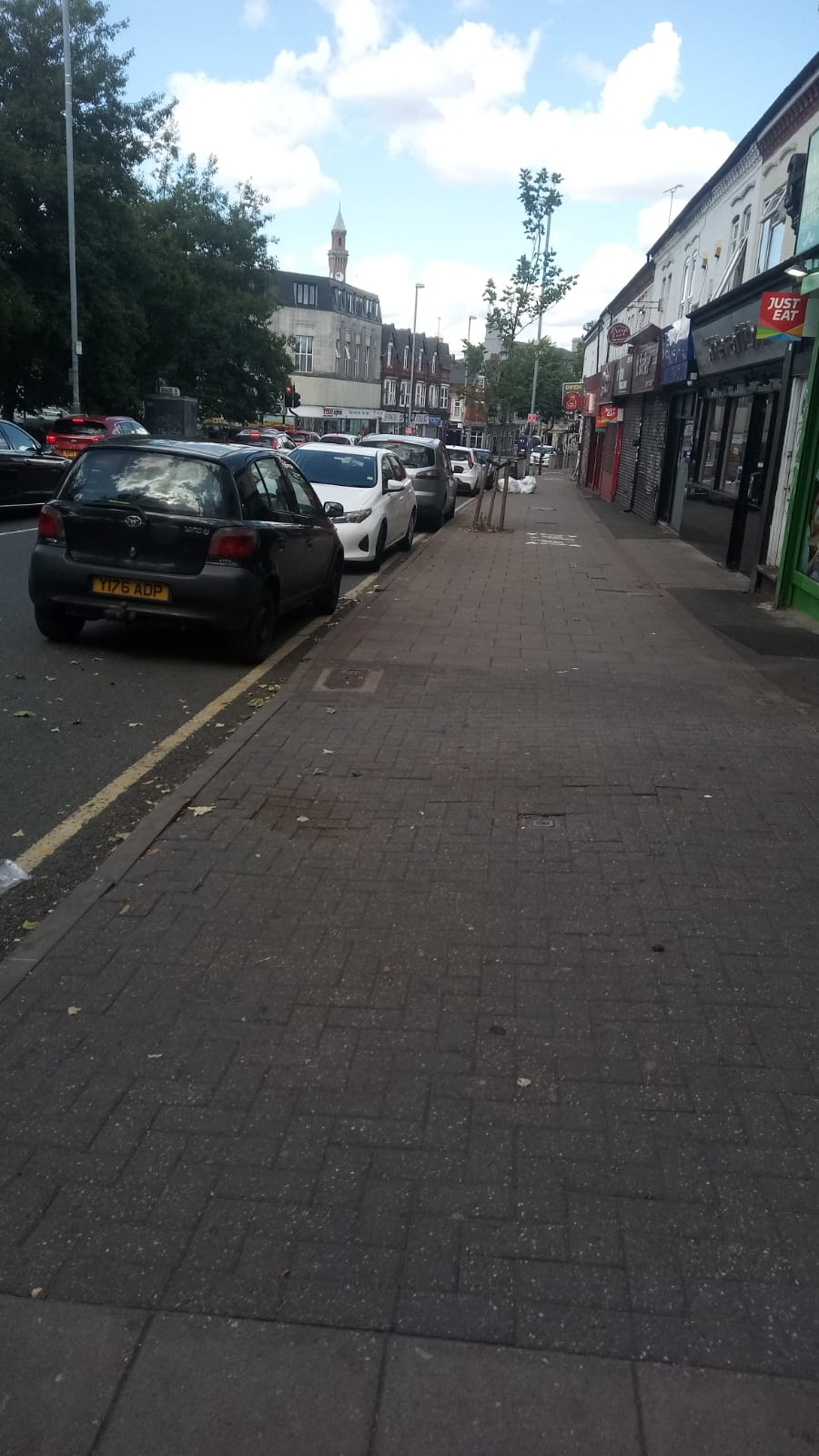 Selly Oak high street 1